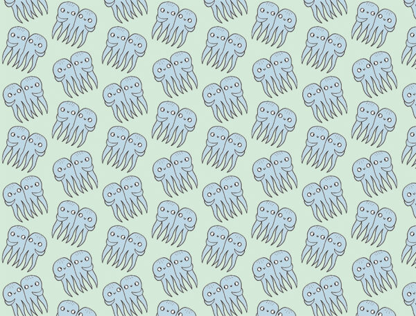 Mondmasker Eva Mouton Octopus