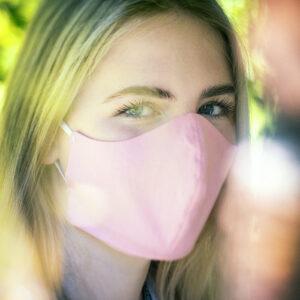 Mondmasker Powder Pink