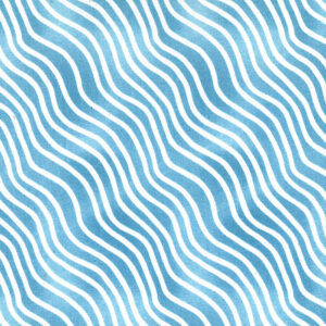 Mondmasker Blue Waves