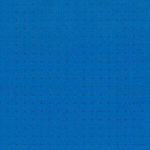 Mondmasker Blue Polka Dots