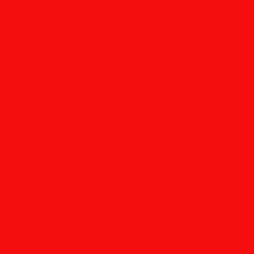 Uni-color red