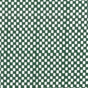 Mondmasker Retro green squares
