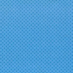 Mondmasker Blue Cross Stitch