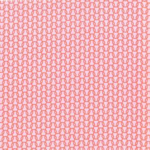 Mondmasker Circles Connect Pink