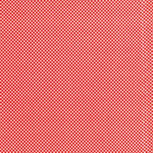 Mondmasker Polka Dots Fire Red