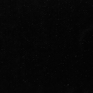 Mondmasker Black Twinkle Velvet